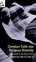 Christian Faith and Religious Diversity