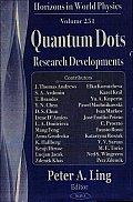 Quantum Dots: Research Developments