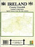 County Limerick, Ireland, Genealogy and Family History Notes with Coats of Arms