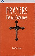 Prayers for All Occasions: Large Print Edition