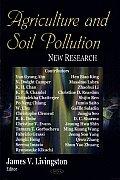 Agriculture and Soil Pollution: New Research