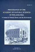 Proceedings of the Academy of Natural Sciences (Vol. 147. 1997)