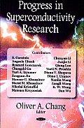 Progress in Superconductivity Research