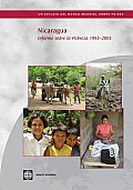 Nicaragua: Informe Sobre La Pobreza 1993-2005