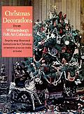 Christmas Decorations Williamsburg