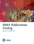 FEMA Publications Catalog