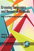Crossing Languages and Research Methods: Analyses of Adult Foreign Language Reading