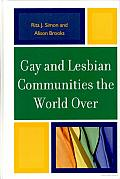 Gay and Lesbian Communities the World over Cover