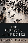 The Origin of Species Cover