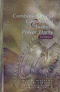 Combined-cycle Gas and Steam Turbine Power Plants