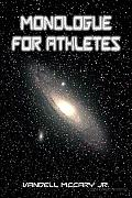 Monologue for Athletes