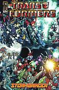 The Transformers: Stormbringer