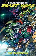 Transformers Beast Wars 2: The Ascending