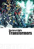 The Art of Idw's Transformers