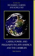 Capital, Power, and Inequality in Latin America and the Caribbean Cover