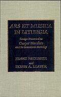 Ars Et Musica in Liturgia