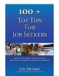 100 Tips for Job Seekers