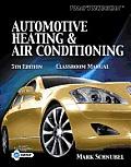 Todays Technician Automotive Heating & Air Conditioning Shop Manual