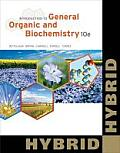 Introduction to General Organic & Biochemistry Hybrid with Owl Youbook 24 Months Printed Access Card