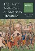The Heath Anthology of American Literature, Volume C: Late Nineteenth Century: 1865-1910