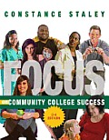 Focus on Community College Success (3RD 14 Edition)