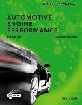 Today's Technician: Automotive Engine Performance Classroom Manual