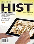 Hist with Coursemate Access Code, Volume 1: Us History Through 1877