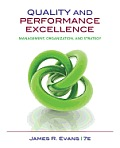 Quality and Performance Excellence (7TH 14 Edition)