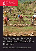 Handbook of Hazards and Disaster Risk Reduction and Management Cover