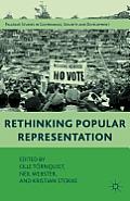 Rethinking Popular Representation