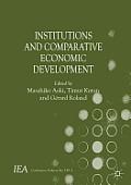 Institutions and Comparative Economic Development
