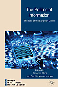 The Politics of Information: The Case of the European Union
