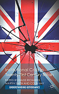 Institutional Crisis in 21st Century Britain (Understanding Governance)