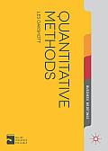 Quantitative Methods (Business Briefings)