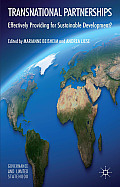 Transnational Partnerships: Effectively Providing for Sustainable Development?