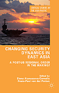 Changing Security Dynamics in East Asia: A Post-Us Regional Order in the Making?
