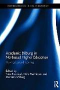 Academic Bildung in Net-Based Higher Education: Moving Beyond Learning