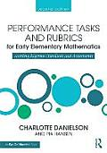 Performance Tasks and Rubrics for Early Elementary Mathematics: Meeting Rigorous Standards and Assessments