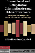 International and Comparative Criminal Justice and Urban Governance Cover