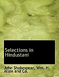 Selections in Hindustani