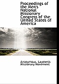 Proceedings of the Men's National Missionary Congress of the United States of America