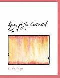Essay of the Contracted Liquid Vein