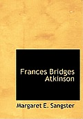 Frances Bridges Atkinson