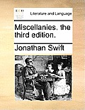 Miscellanies. the Third Edition.