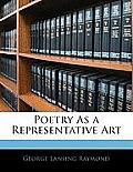 Poetry as a Representative Art