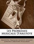Les Problmes Musicaux D'Aristote