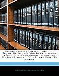 Informe Sobre La Cuestin de Validez del Tratado de Lmites de Costa Rica y Nicaragua y Punto Accessorios Sometidos Al Arbitraje del Seor Presidente de