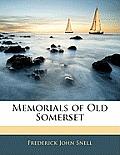 Memorials of Old Somerset