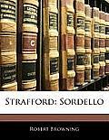 Strafford: Sordello