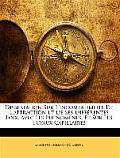 Dissertation Sur L'Incompatibilit de L'Attraction Et de Ses Diffrentes Loix, Avec Les Phenomnes, Et Sur Les Tuyaux Capillaires